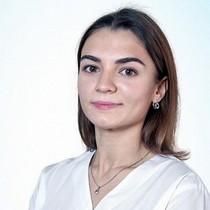 Эйсмонт Ольга Викторовна
